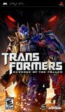 Transformers: Revenge of the Fallen (PlayStation Portable)